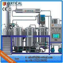 VTS-PP Vertical PLC Control Machine Can Totally Filter All The Waste From The Oil
