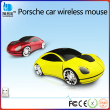car model computer accessories, car shape wireless mouse, car mouse