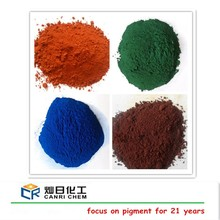 2012 Cosmetics Iron Oxide Pigments Red for paint,pigment