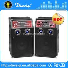 Popular 2.0 active speaker 8 inch subwoofer box