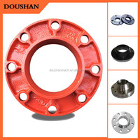 advanced alloy flange lead iron casting molds