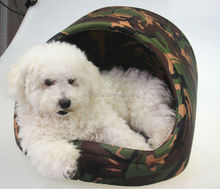 Mix size mix color mix style Lounge camouflage Sleeper Self-Warming Pet Bed