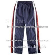 100% de algodón pantalones cortos y pantalones