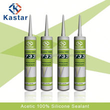 high quality heat resistant silicone sealant in spray
