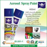 I-like good quality 100 acrylic exterior paint spray