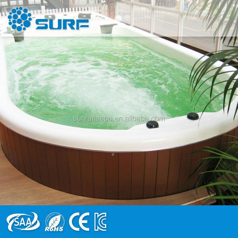 2015 Best Selling Outdoor Spa Wood Frame Fiberglass Swimming Pool Buy Used Fiberglass Pools