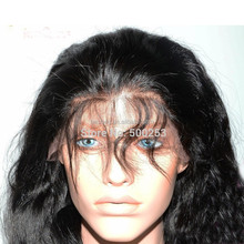 water wave human hair wigs lace front half wig for black women brazilian human hair wigs