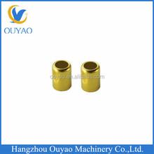 Customized Yellow Brass Hole Ferrule