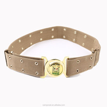 2015 military nylon web belts, cotton braided belt, custom nylon belt