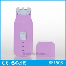 New style good quality low price home use heat wire electric shaver, lady shaver