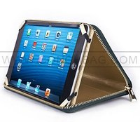 for mini ipad stand case, wallet style leather case cover for mini ipad