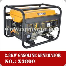 Backup Power! 2.8kva Tongdu Silent Generator India Price
