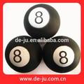 Promoción máquina expendedora productos negro número Printed pelotas saltarinas
