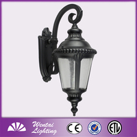 Traditional Style Stock Corridor Large Lamp Wall