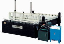 Automatic gluing machine /splicer clamping machine for door