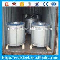 1.2mm zinc aluminium roofing tile coated steel coil / ppgl
