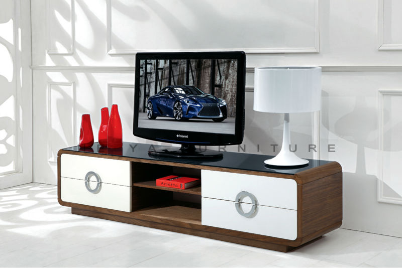 Wooden Lcd Rack Design Corner Lcd Tv Table Furniture, View Lcd Tv Table,  Yousite Product Details From Foshan Heya Furniture Co., Ltd. On Alibaba.com