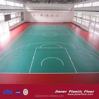 Hot Sale PVC vinyl flooring for basketball