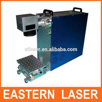 Earth Friendly and Environmentally Friendly Portable Optical Fiber Laser Marking Machines For Metal