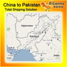 Guangzhou to Karachi imports from China to Pakistan