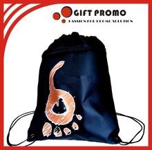 Custom Recycled Nylon Drawstring Bag