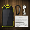 Top Selling Portable Solar Charger T011 5000mAh for Cellphones with Amazing Price
