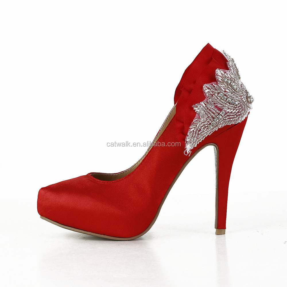 Womens Red Dress Shoes
