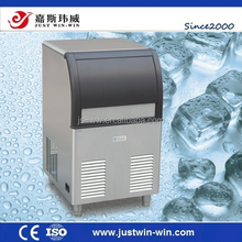 BINGZE (SD-80) 40kg of daily ice production Commercial Ice cube Maker With a 15kg insulated ice storage comparment