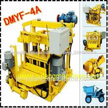 precio de ladrillo pequeña maquinaria DMYF-4A