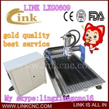 LXG0609!!! Gold quality in new model 3d stone carving cnc routers