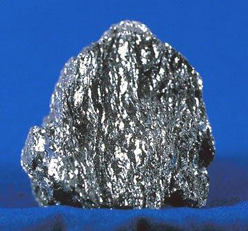 Mineral de hierro propiedad