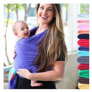 Zogift moda modelado bebé portador Perú con Tela Gris diseño