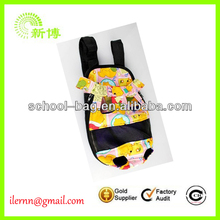 Portable foldable PVC pet bag carrier