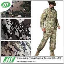 wholesale gabardine camouflage clothing battle fatigues camouflage fabric twill fabric CC-01 100% polyester fabric