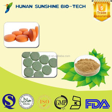wholesale alibaba Green Coffee Beans Extract Chlorogenic Acid Tablets for lose weight & sex medicine