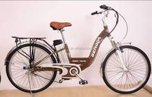 """26"""" new model alloy electric bike/high grade fashion electric bicycle for sale"""