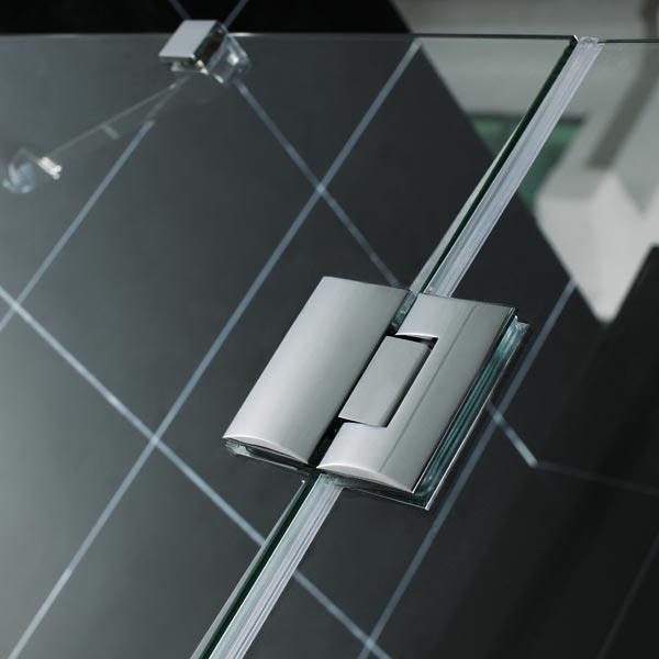 3 glass panels hinged bifold doors folding bathtub shower for 3 panel tub shower doors