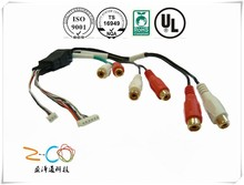 China Wire Cable Manufacturer OEM AU Cable Harness