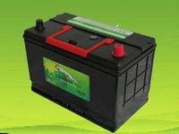 SMF car battery 95D31L auto battery 12V JIS standard