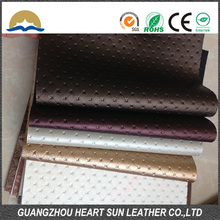 2015 Good Hand Feeling pu leather decorationfor sofa