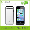 OEM Extended power case for iPhone 5 battery case with mfi