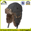 Winter warm Russian ski ear flap cap faux fur trapper hat