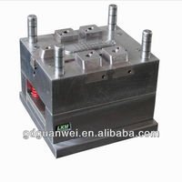 Supply High Quality Plastic Mould, High precision hardware part plastic injection mould