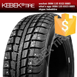 Hot selling studded winter car tyre