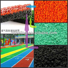 Colorful epdm rubber granules for flooring surface and artificial grass infill-g-y-150707-6