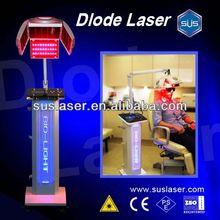 2015 hot! wholesale diode laser hair regrow machine BL005 CE/ISO anti hair loss bald head treatment