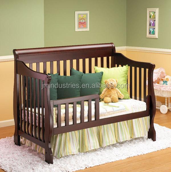 Vente chaude lit b b en bois avec de stockage lit - A quel age mettre bebe dans un grand lit ...