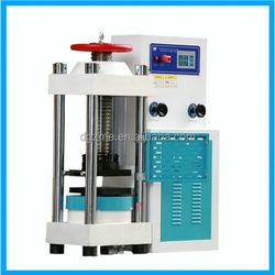 Electronic Hydraulic Strength Test Machine