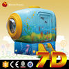 2014 best selling products 7d mini movie theatre manufacturer Movie Power