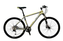 2015 hot sale 27.5inch aluminium alloy 6061bicycle MTB mountain bike bicycle 27speed XD690